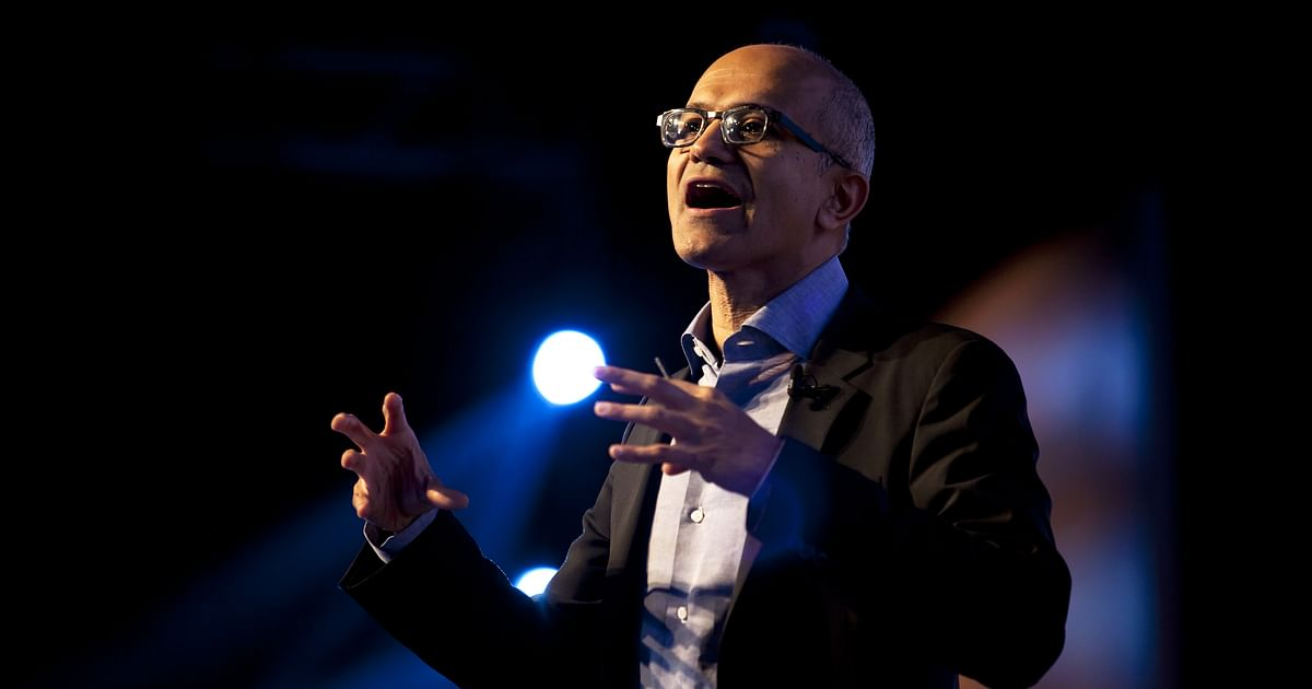 Microsoft CEO Satya Nadella To Visit India This Month