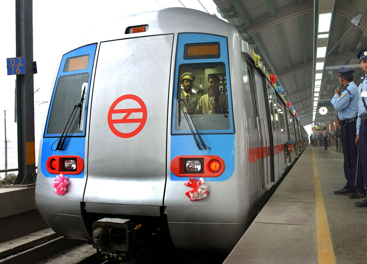 Delhi High Court Orders Delhi Metro Rail To Pay Rs 60 Crore To Reliance Infra's Lenders