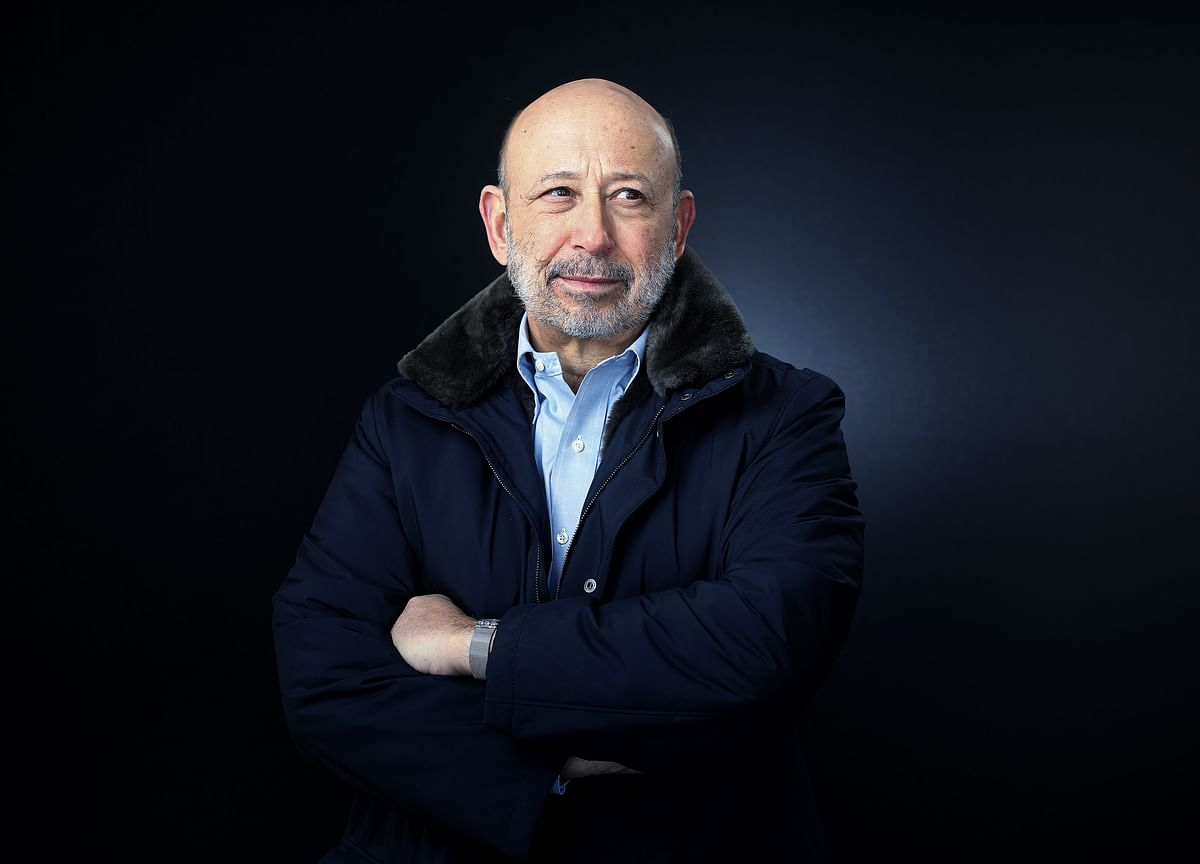 Blankfein Says His Goldman Departure Must Come Before He's Ready