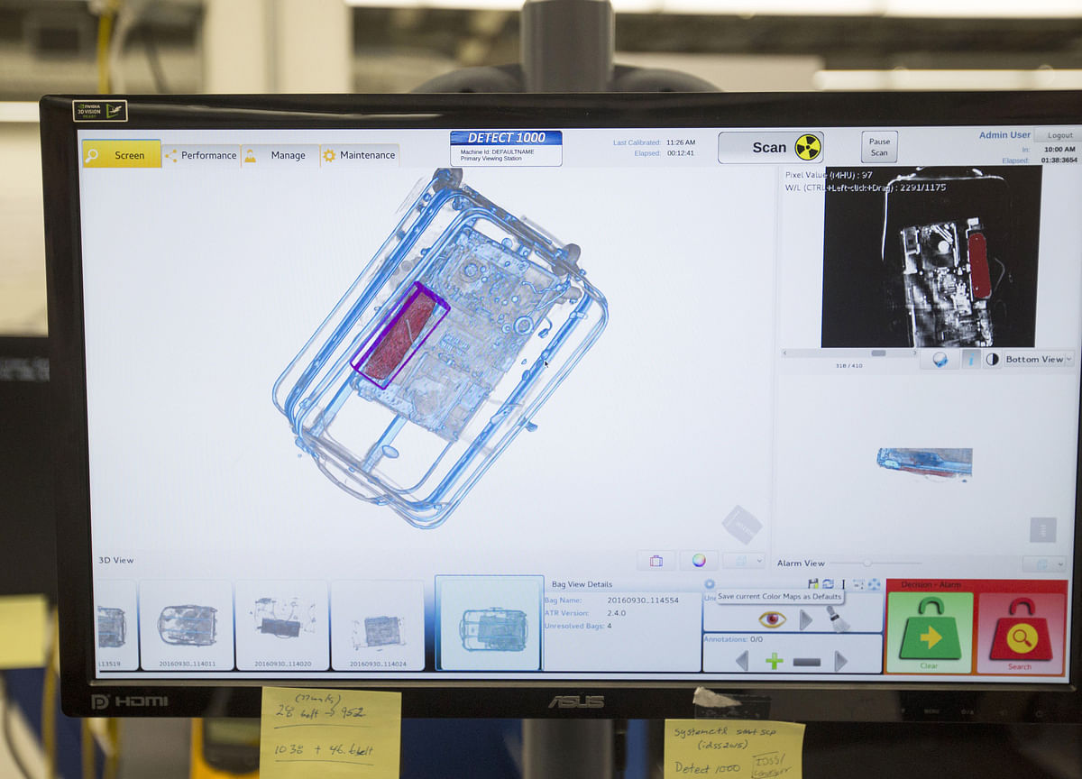 TSA Tests 3-D Airport Scanners That May Let Liquids Stay in Bags