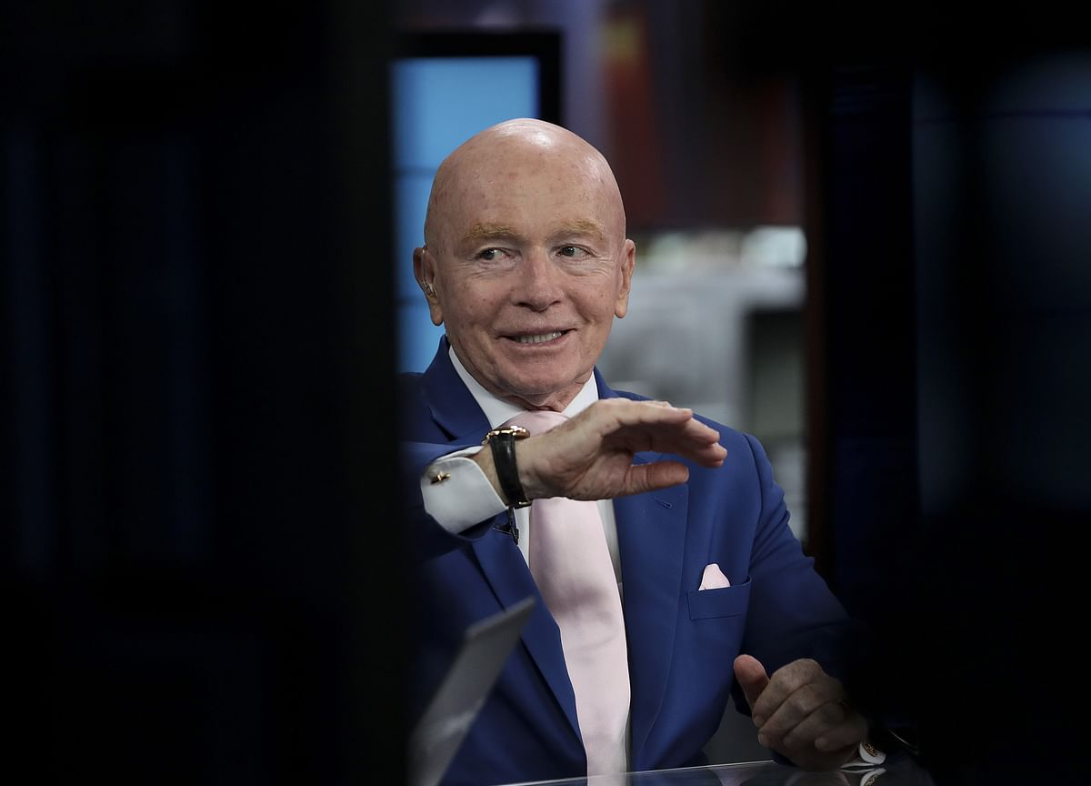 Here's Why Veteran Mark Mobius Thinks India Is A 'Great' Investment Option