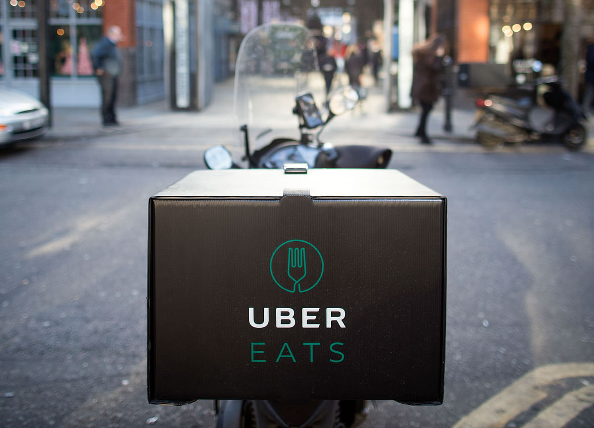Uber Bites Into Tough-Nut-To-Crack Food Delivery Market