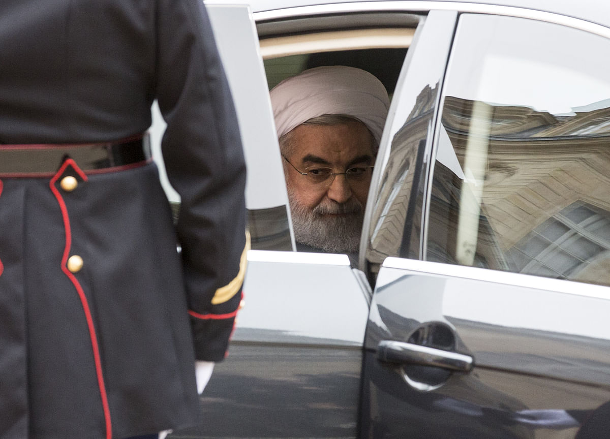 Iran to Tell Nuclear Deal Nations It's Scaling Down Commitments