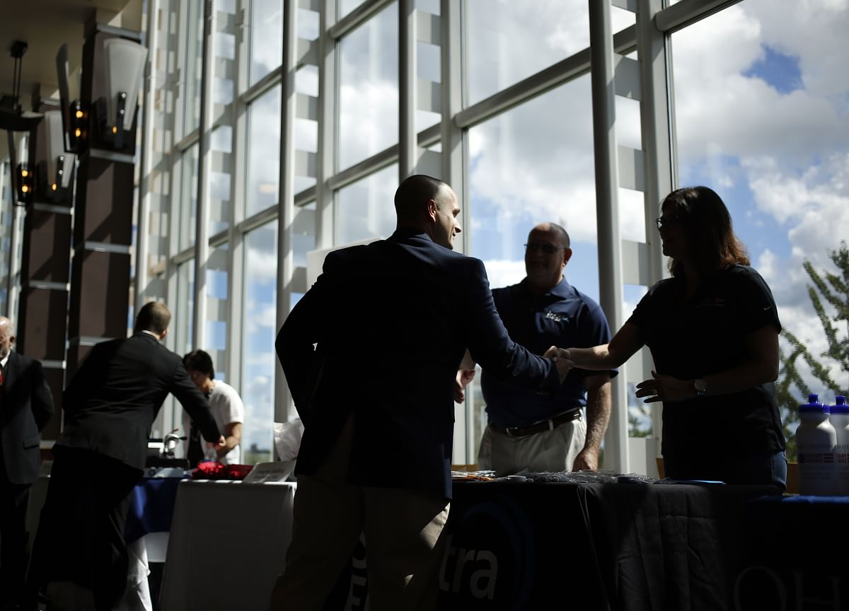 U.S. Jobless Claims Fall to Two-Month Low as Past Data Revised