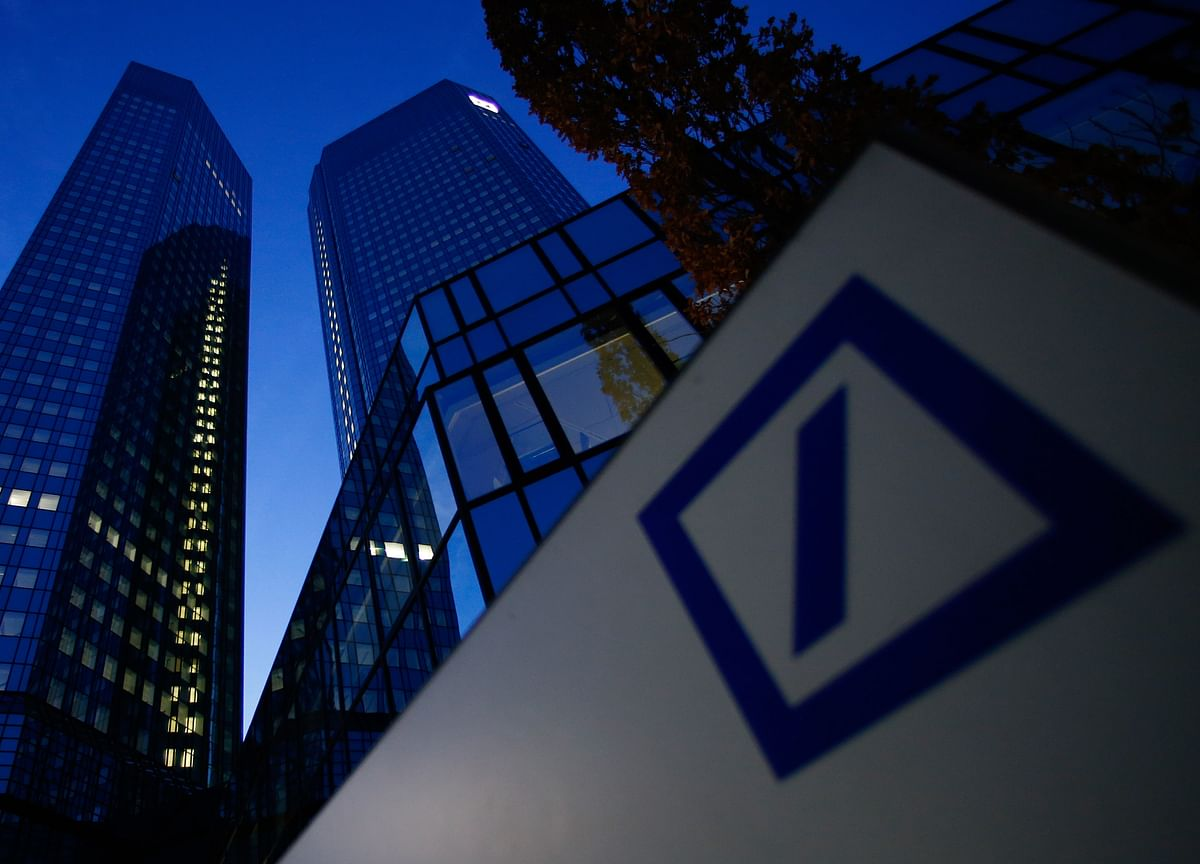 Deutsche Bank Is Said to Be in Talks to Sell Indian Retail Unit