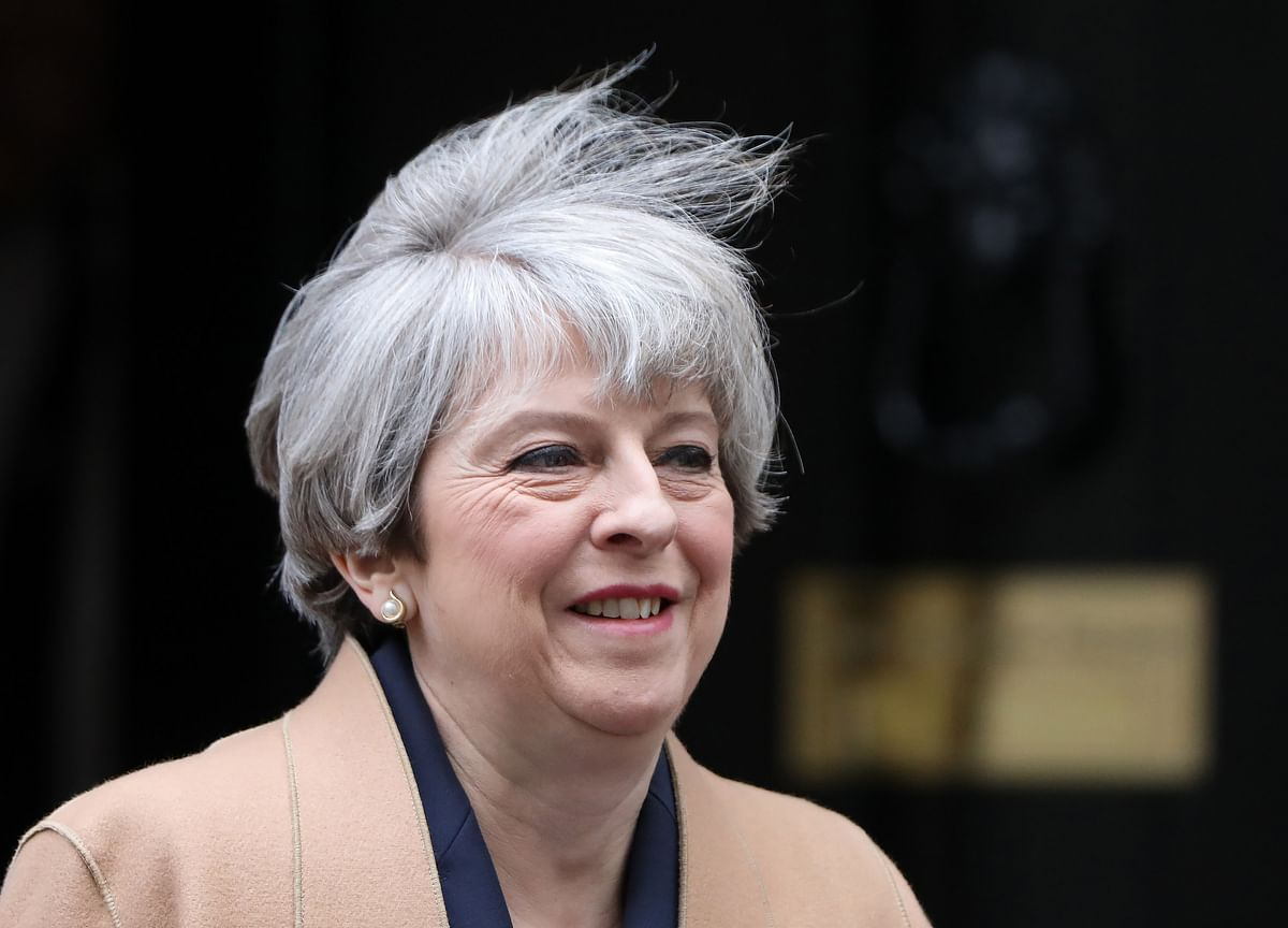 May Rewards Loyal Servants That Irked Johnson and the Brexiteers