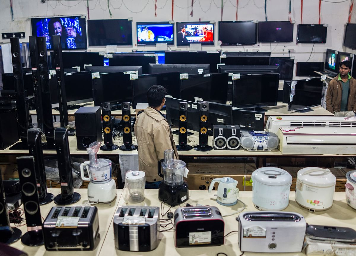Consumer Durables Channel Checks -  Pent-Up Demand Not Comparable To Last Year: Nirmal Bang