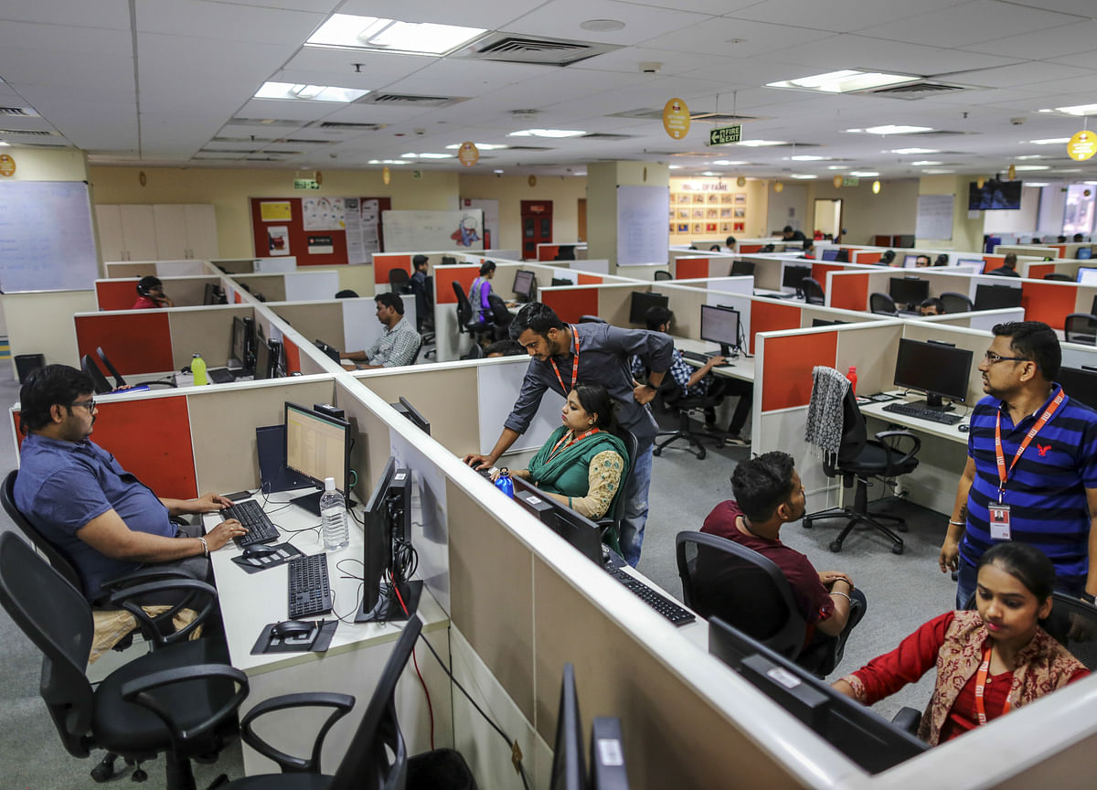 ICICI Securities On Business Service Sector - Springboards On Job Market Rebound; Regulatory Tailwinds