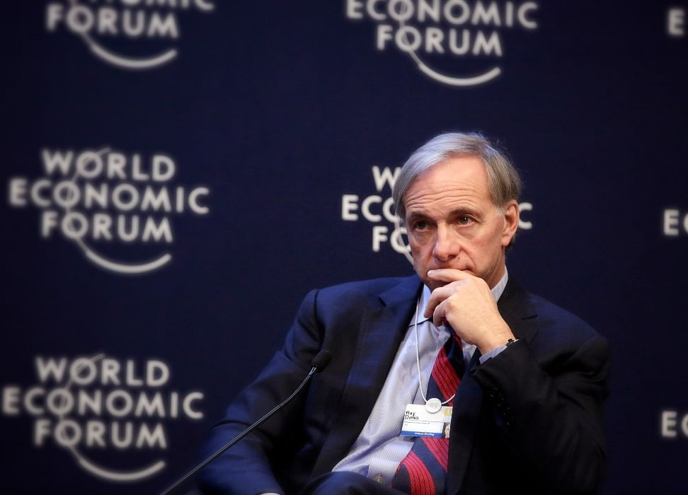 Dalio Says U.S. Two Years From Downturn