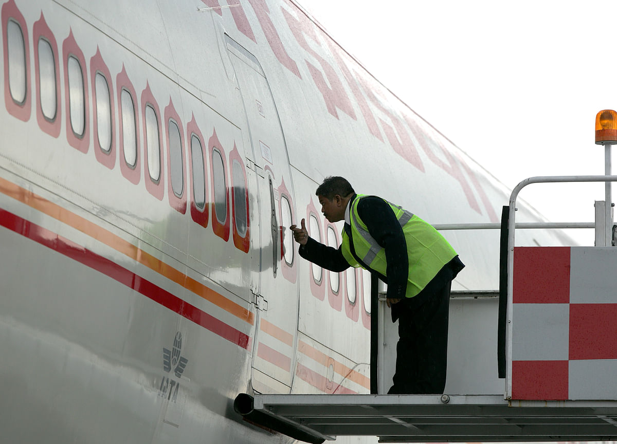 Government Committed To Disinvestment Of Air India, Aviation Minister Says