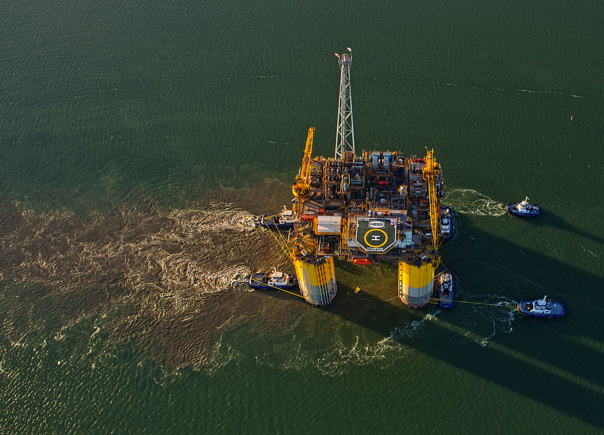 ONGC Signs Pact With Exxon To Develop Offshore Acreage