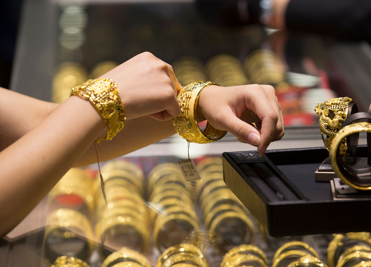 China's Gold Imports Seen Jumping 50% as Haven Demand Booms