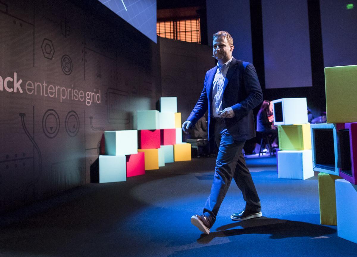 Slack Drops on Forecast Miss, But CEO Sees Coronavirus Boost
