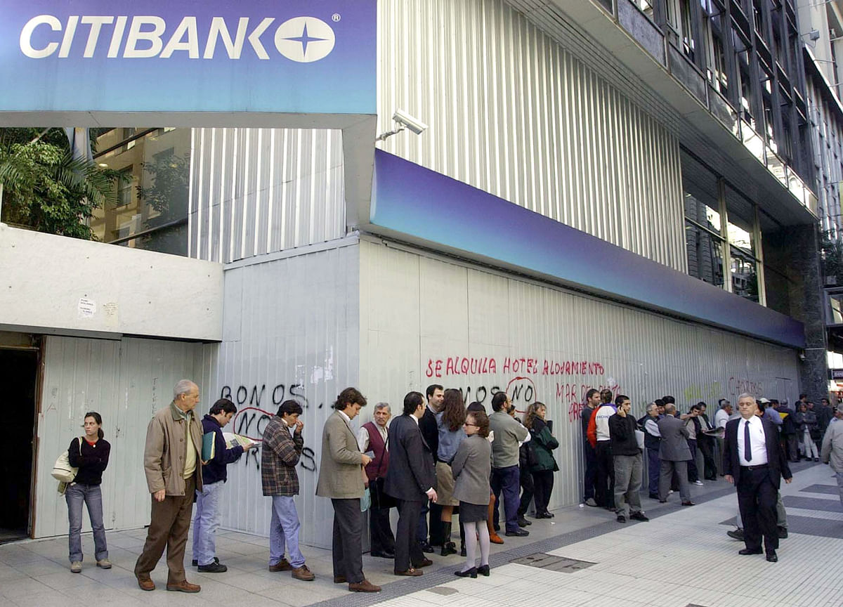 Argentina Can't Escape Its Economic Curse