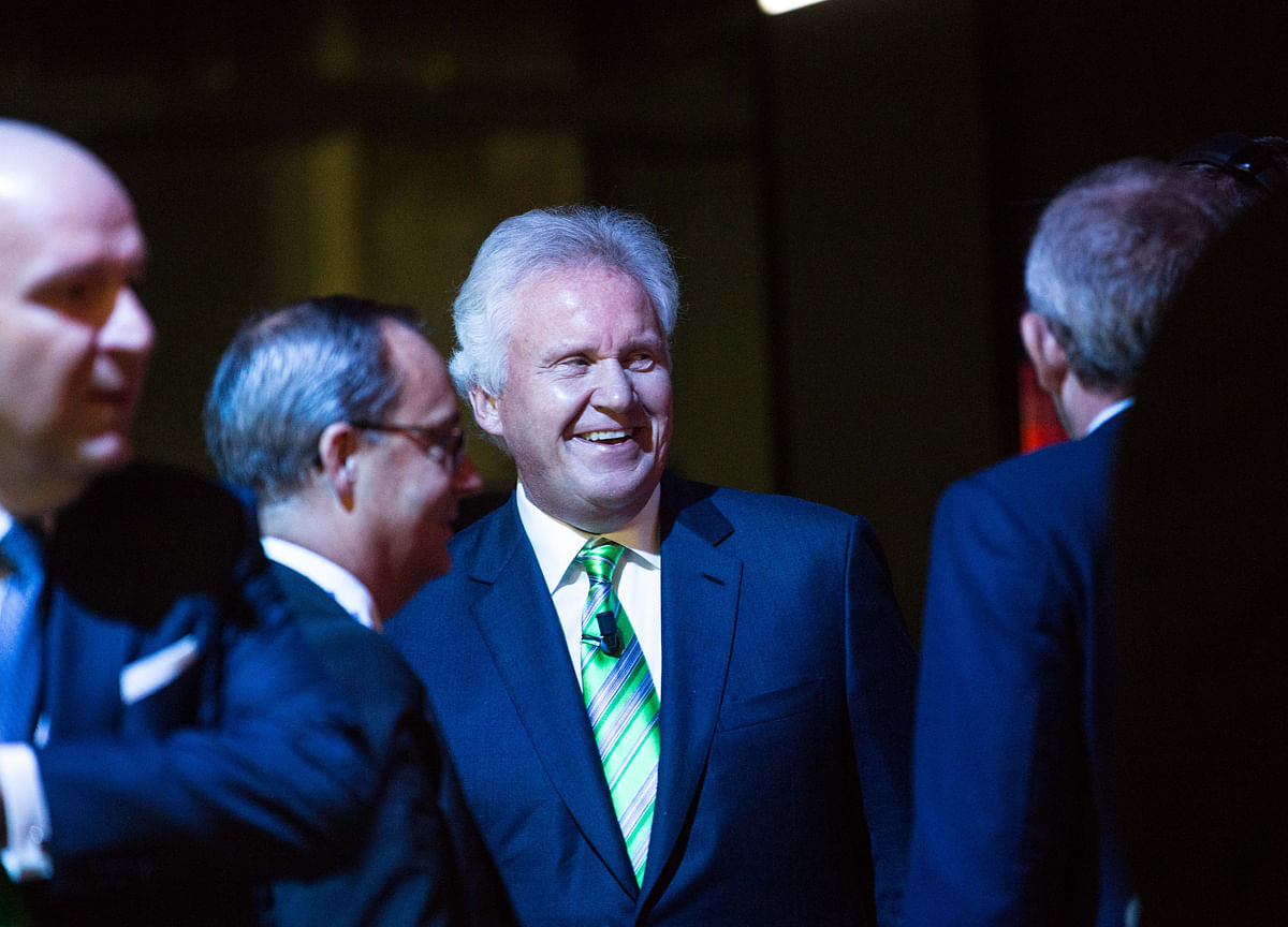 Jeffrey Immelt Says He May Have Overstayed At General Electric