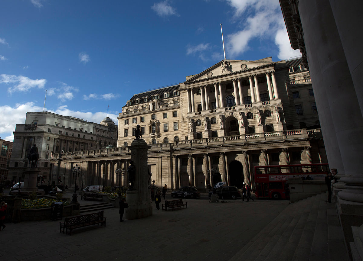 BOE Issues Fresh Warning on Risk From Funds With Illiquid Assets