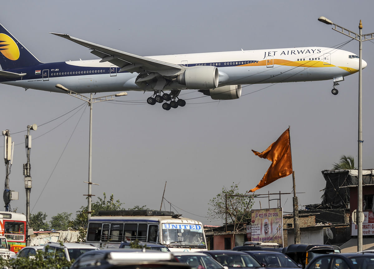 Jet Airways Says Not Aware of Any Inquiry by Indian Government