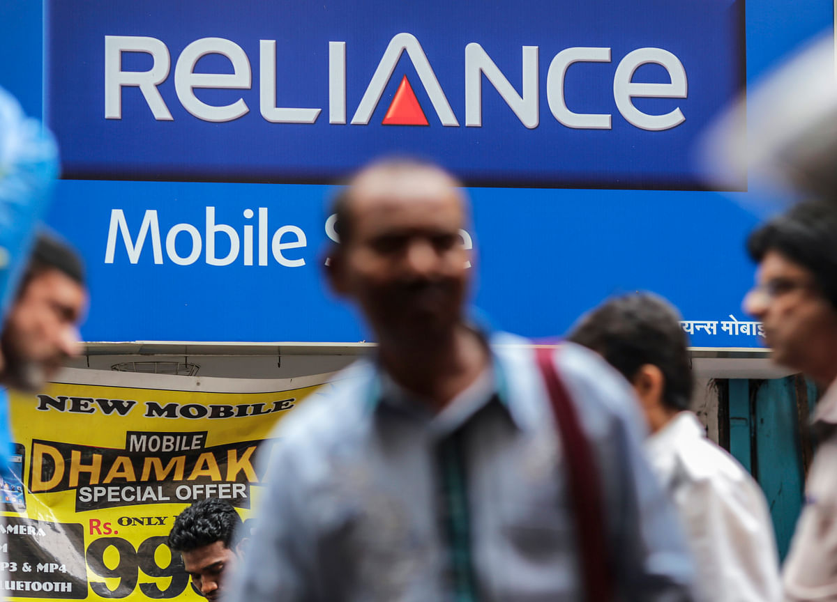 Reliance Communications Withdraws Plea Against NCLT Order Allowing Bankruptcy