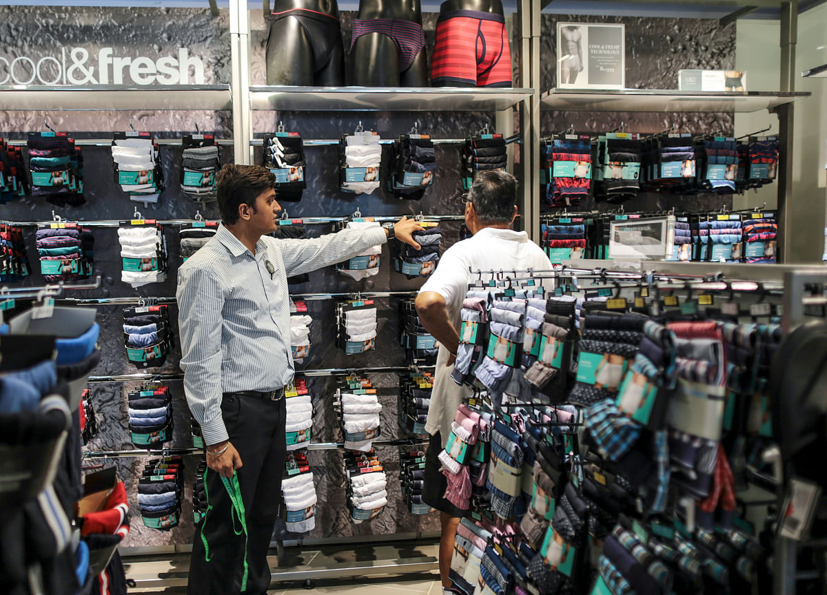 Grappling With Slowdown, Indians Are Buying Less Innerwear