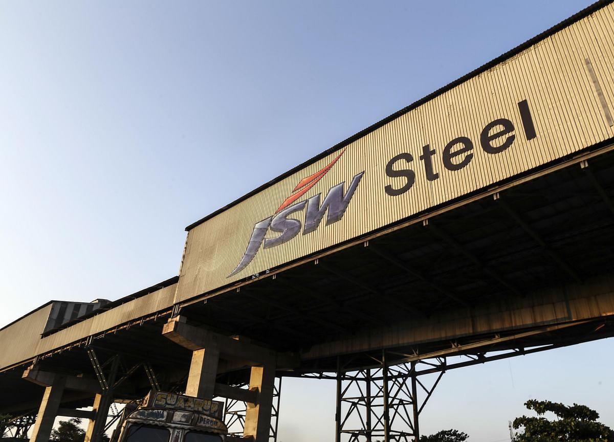 JSW Steel's Profit Rises Threefold In March Quarter