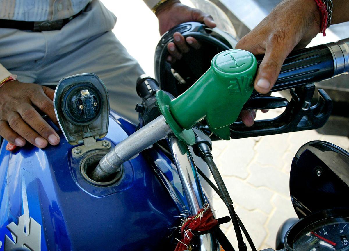 Petrol Price Hiked By Rs 2.45, Diesel By Rs 2.36