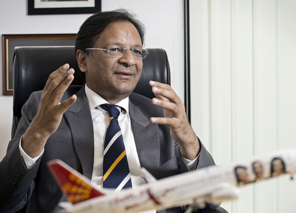 Jet Failure A 'Wake Up Call'; Part Of Blame At Policymakers' Doorstep, Says Ajay Singh