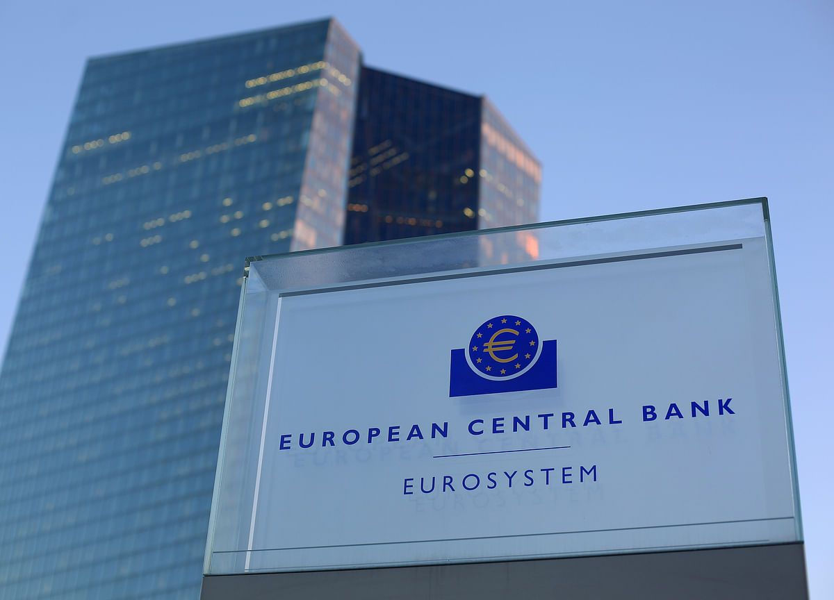 ECB Profit Rose in 2018 as Bond Buying Bolstered Interest Income