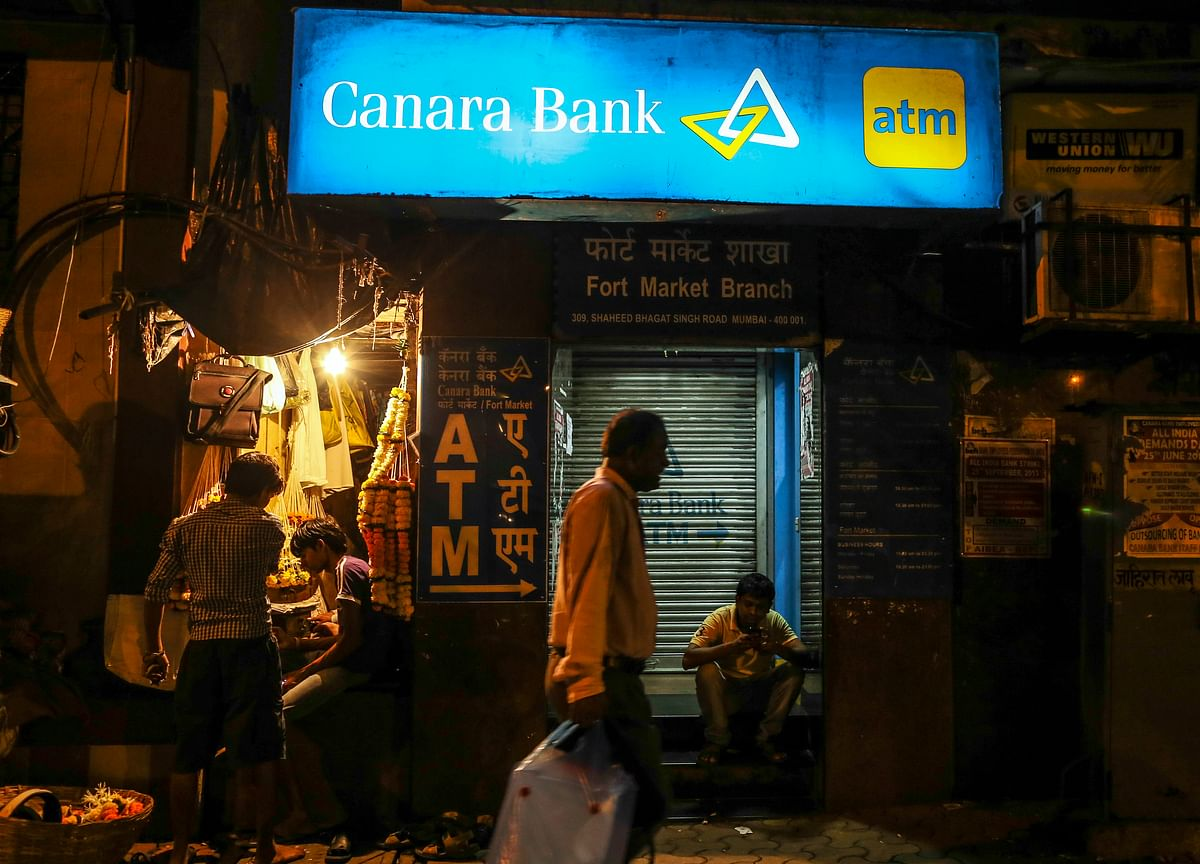 Canara Bank Posts A Loss As Provisions Surge Threefold In March Quarter