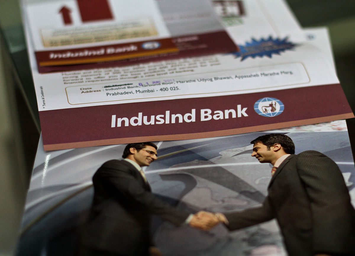 IndusInd Bank Plans To Raise Up To Rs 20,000 Crore By Issuing Bonds