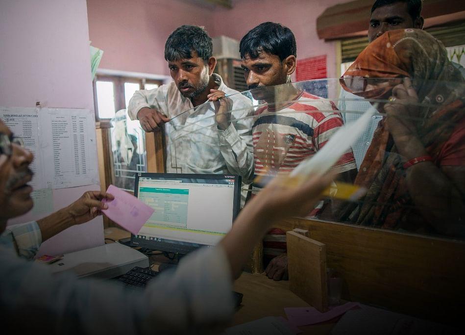 Aadhaar Necessary To Open, Operate Bank Accounts