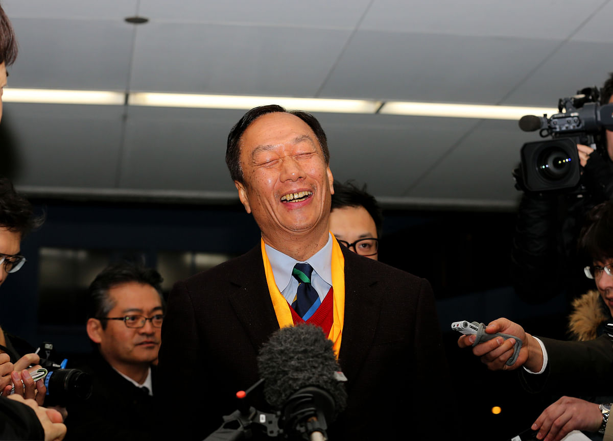 China-Friendly Billionaire Adds to Taiwan Leader's Election Woes