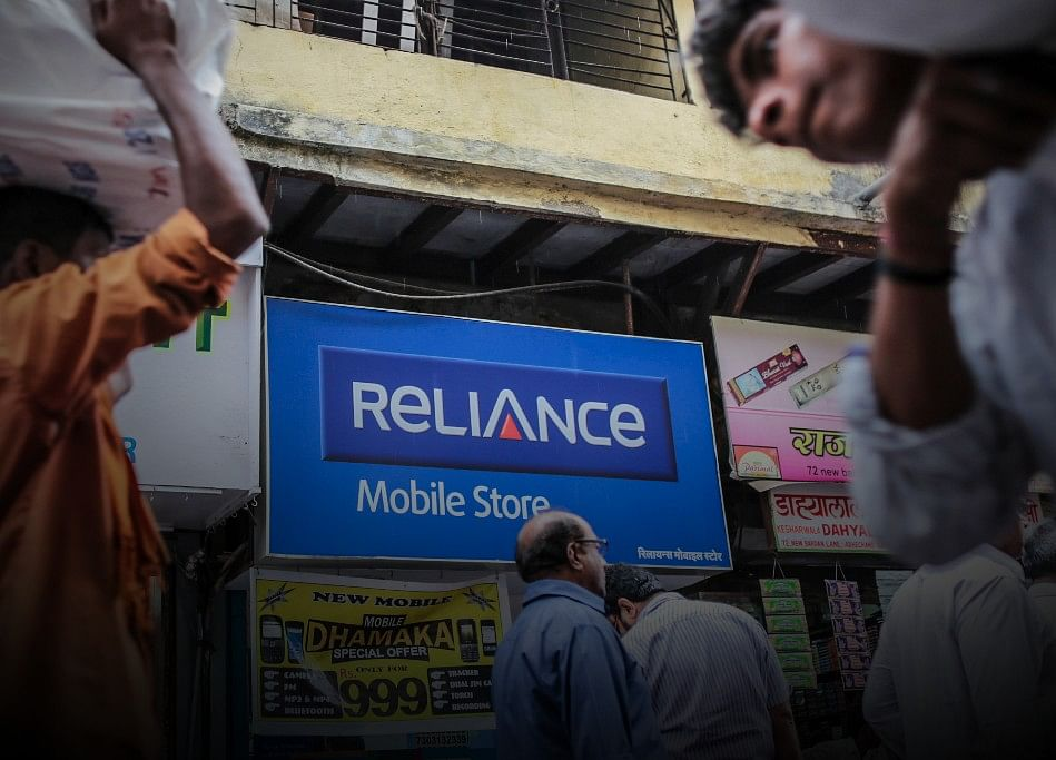 RCom Hopes To Cut Debt By Rs 25,000 Crore From Asset Sale
