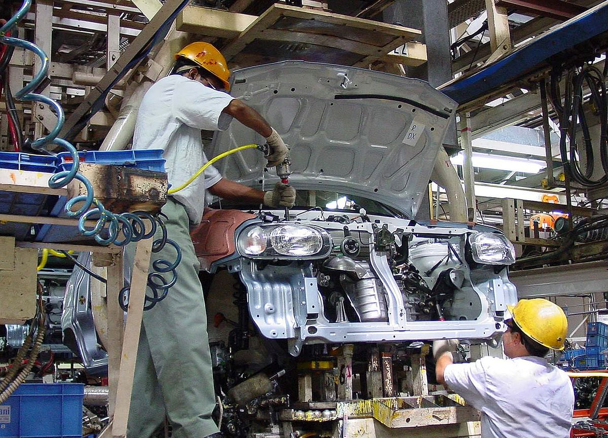 Auto-Parts Makers Expect Short-Term Pain If Chinese Imports Get Costlier