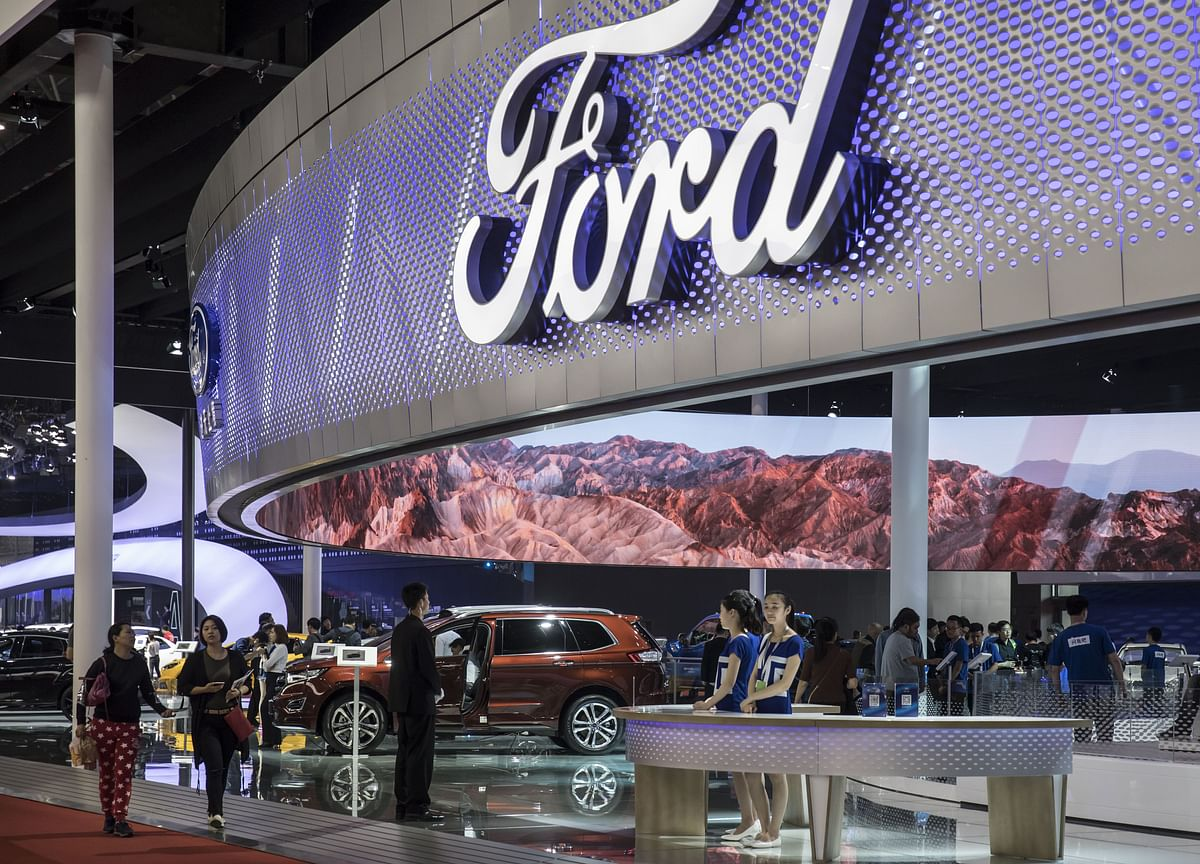 Ford Is Investing $1 Billion in Plants Making ItsHigh-Profit SUV