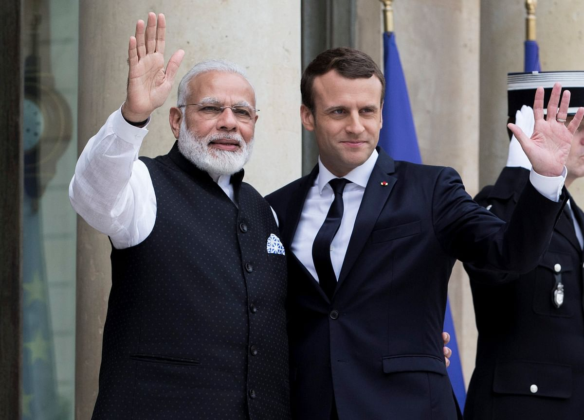 PM Modi To Visit France With Defence, Nuclear Energy Talks Topping Agenda