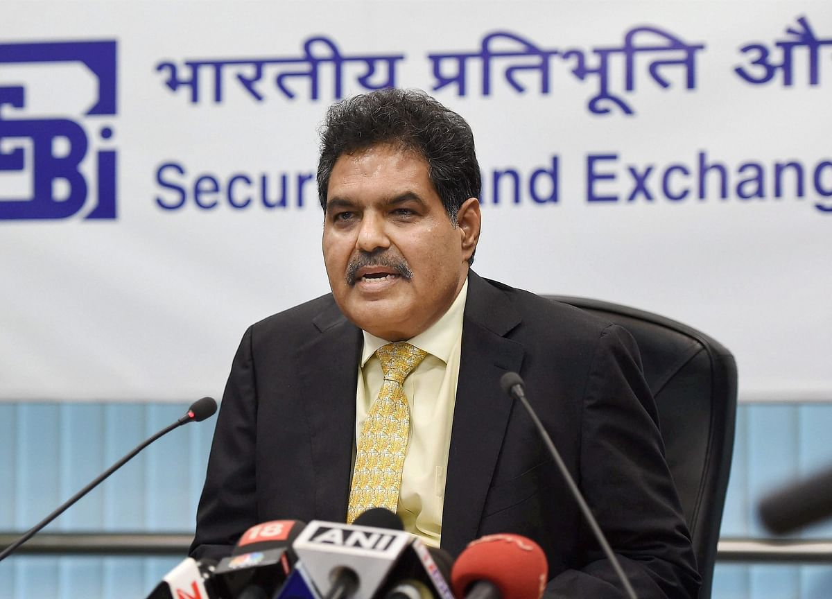 SEBI Chief Warns Against Additional Charges In Direct Plans