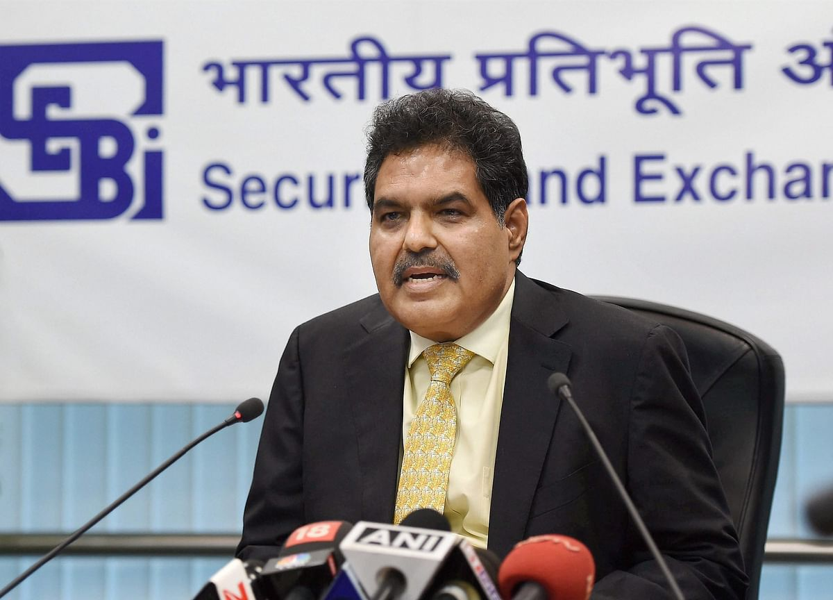SEBI Actively Looking At Mutual Fund Re-Categorisation: Chairman Ajay Tyagi