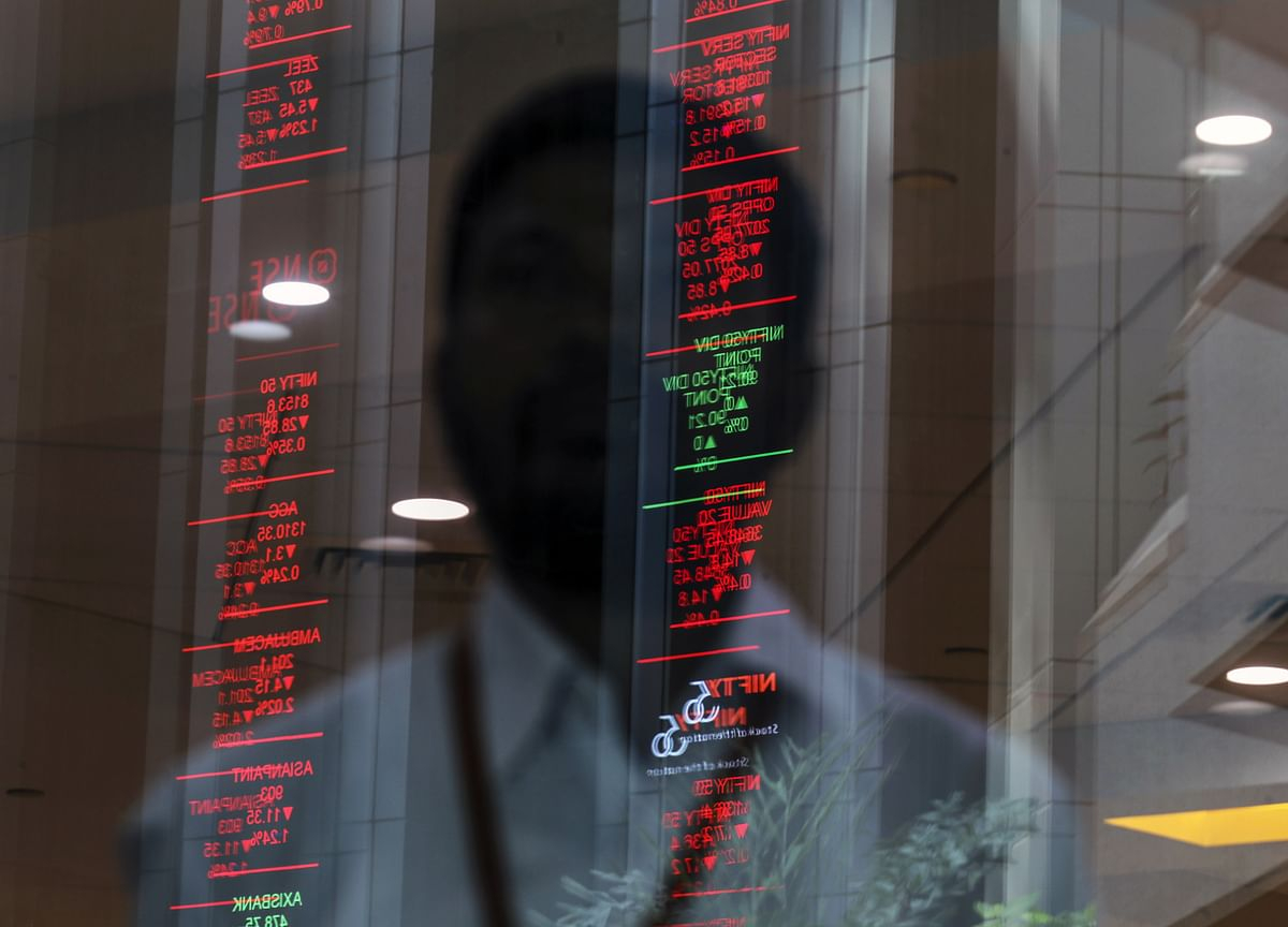 Sensex, Nifty End Flat, Post Weekly Loss As Financials Underperform