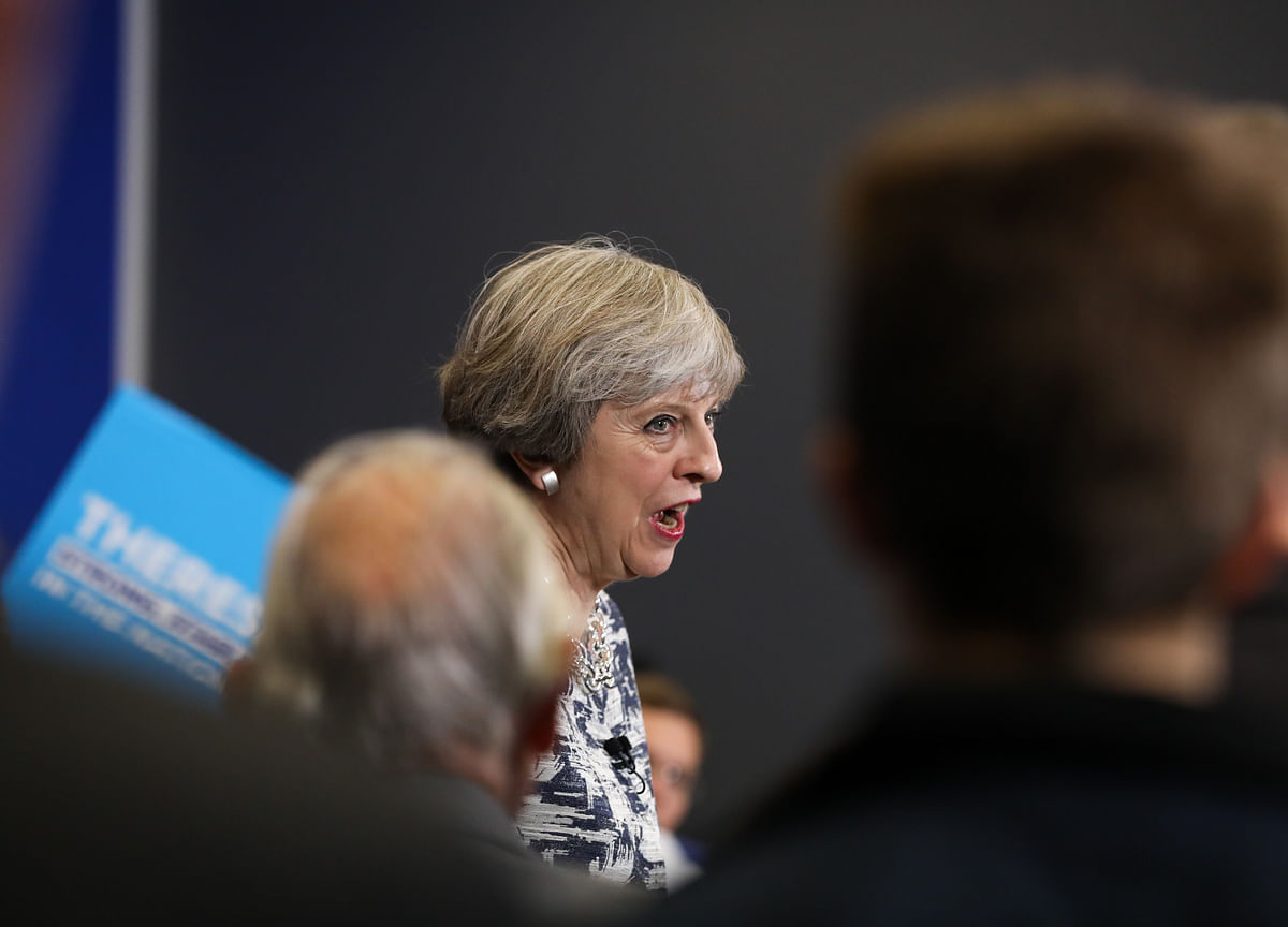 May Seeks Support for Brexit Plan as Cross-Party Talks Stall