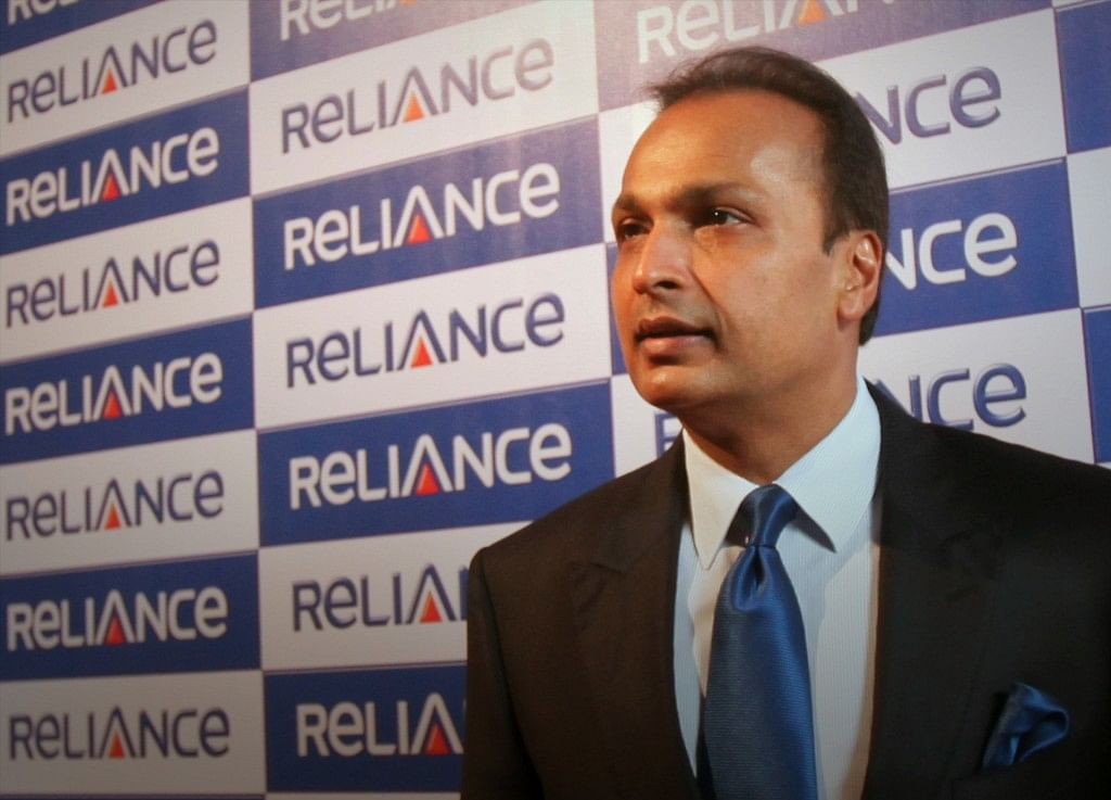 Ericsson Seeks Contempt Action Against Anil Ambani For Failing To Clear Dues
