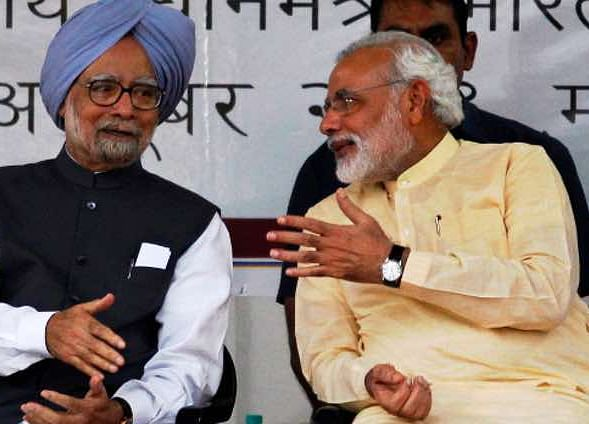 Manmohan Singh Skips GST Launch Event Owing To Congress' Boycott