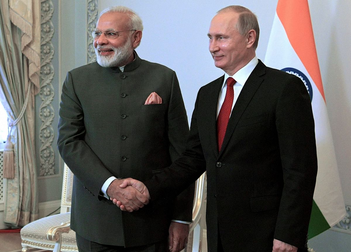 India, Russia Sign Roadmap For Cooperation In Hydrocarbon Sector