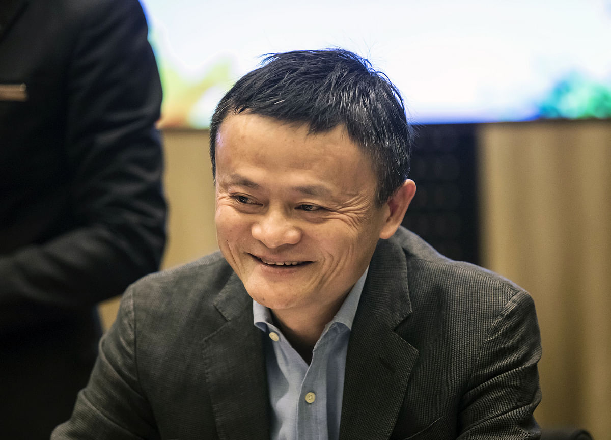 Jack Ma's Booming Loan Business Threatens Visa, AmEx in China