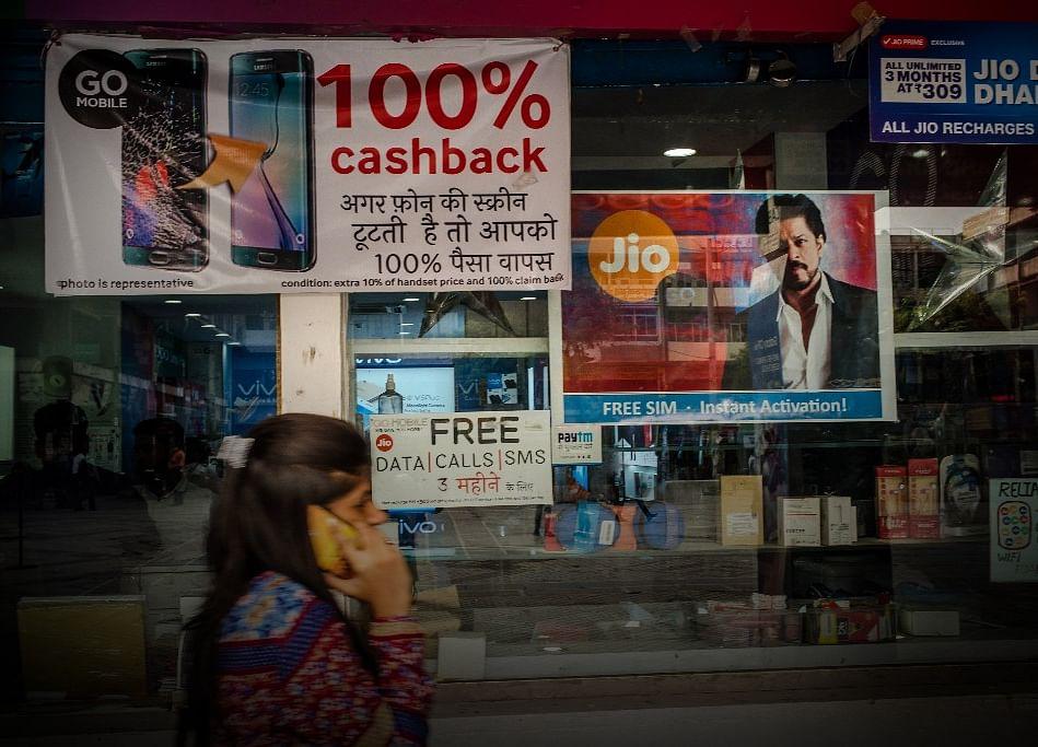 Mommy, Ambani Broke My Business: Indian Telecom's Distress Call