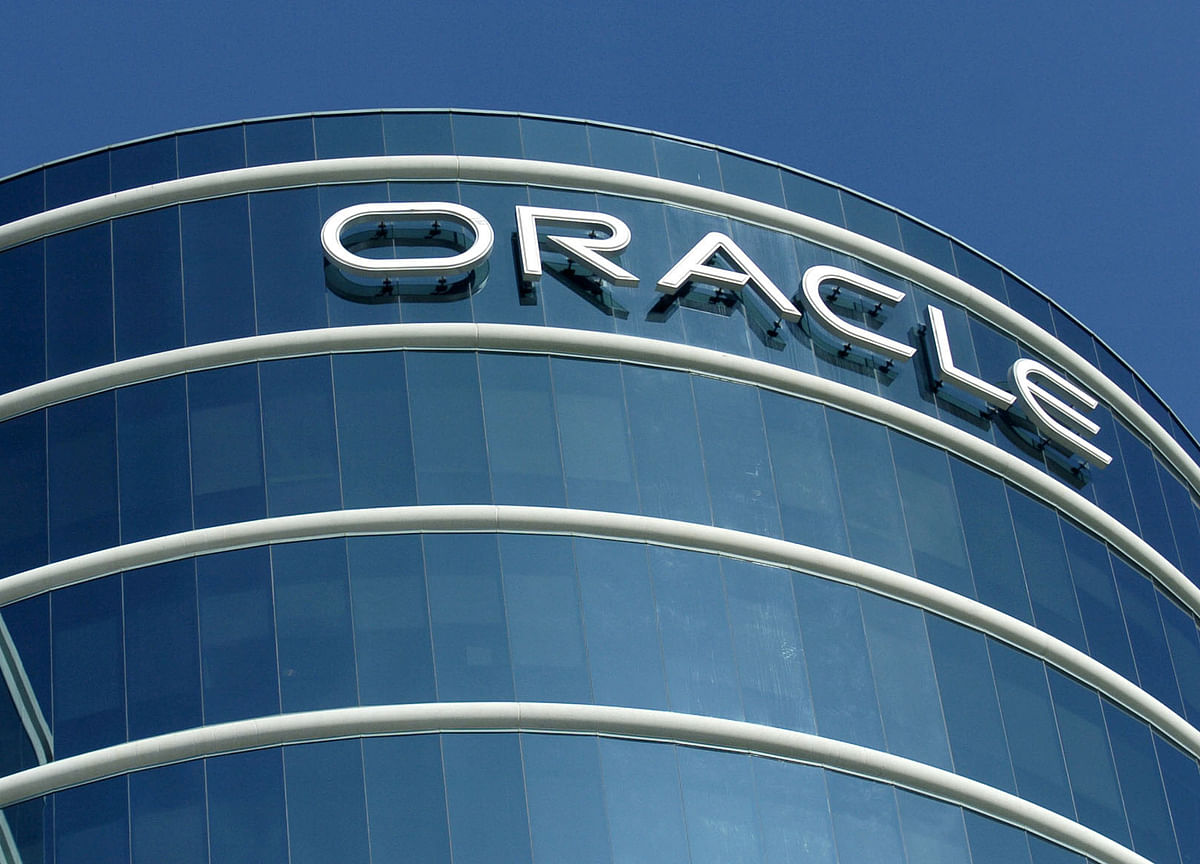 Oracle Projects Revenue In Line With Analysts' Estimates