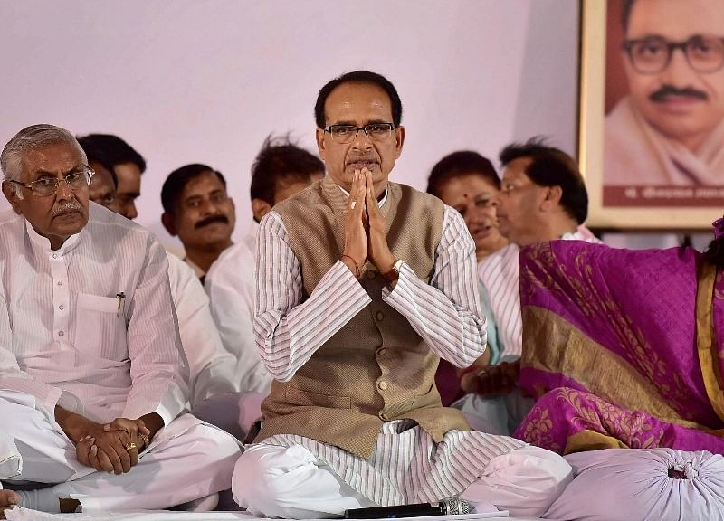 People Rejected Dynasty Politics But Congress Still Wants Sonia Gandhi: Shivraj Singh Chauhan