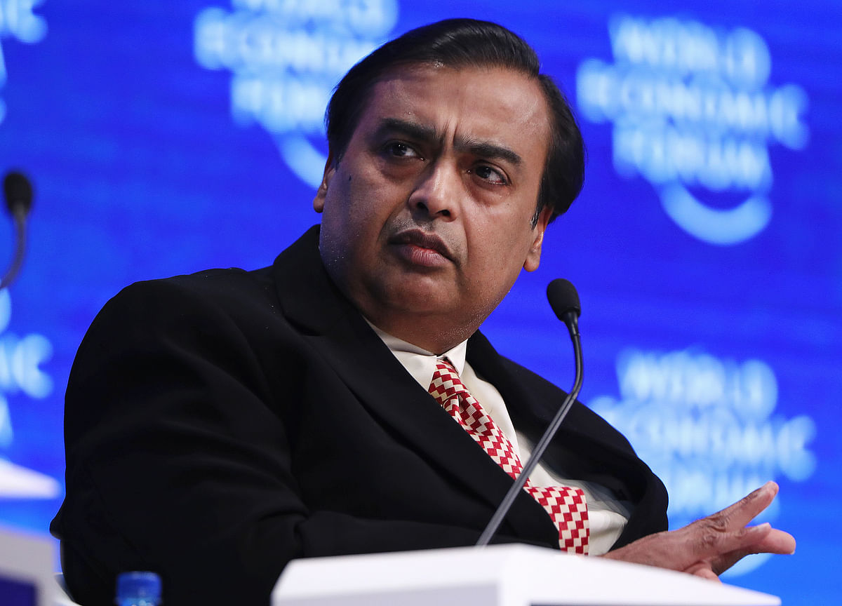 Reliance Industries To Be Among Top 20 Global Firms, Says Mukesh Ambani
