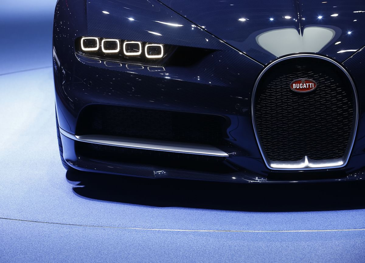 Bugatti's 'Sky Is the Limit' Strategy of $13 Million, One-Off Supercars