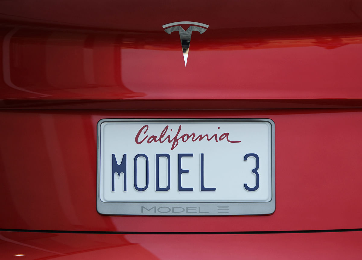 Tesla's Home Notches Almost Half of Model 3 Registrations
