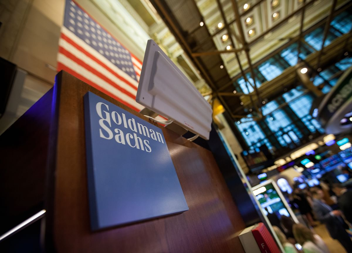 Goldman Worth Less Than Morgan Stanley for First Time in Decade